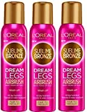 L'Oreal Sublime Bronze Traum Beine Airbrush...